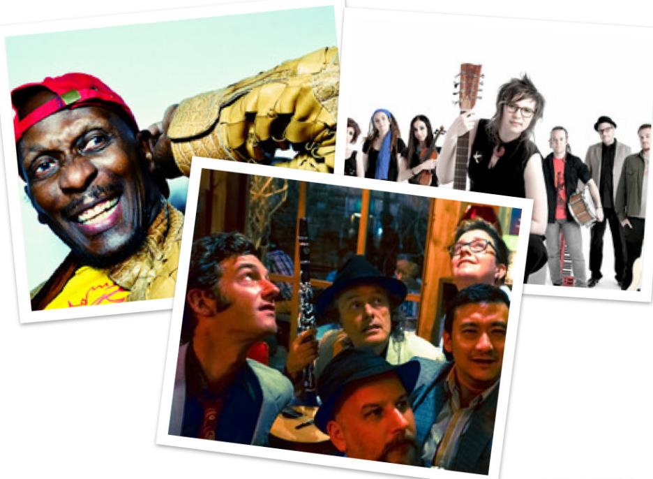 Jimmy Cliff, Heather Frahn & The Moonlight Tide (acoustic) and Galonka, play live to air on ABC statewide radio.