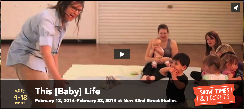 Heather Frahn in This [Baby] Life
