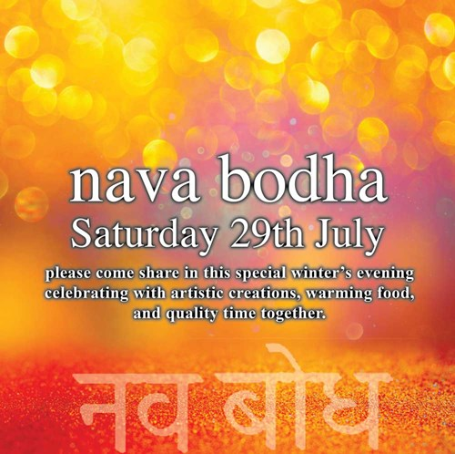 Nava Bodha Winter Gathering at Yoga Cycle