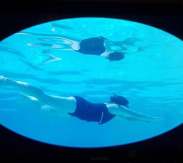 Bridgette Minuzzo Underwater Video Works