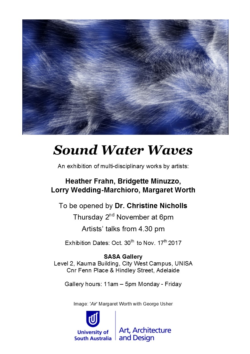 Sound Water Waves – Exhibition