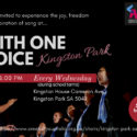 With One Voice Community Choir – Kingston Park SA