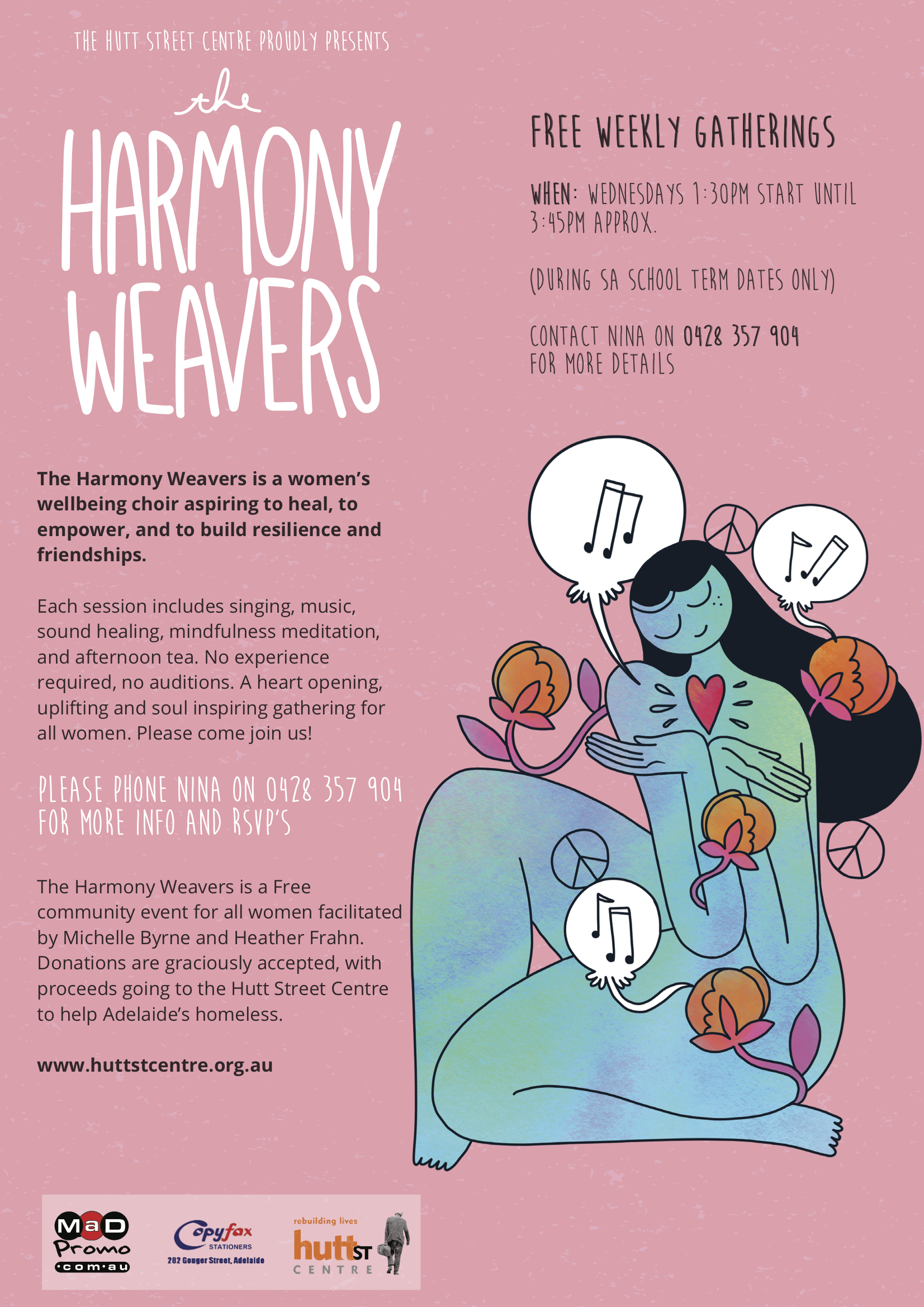Harmony Weavers Women's Wellbeing Choir