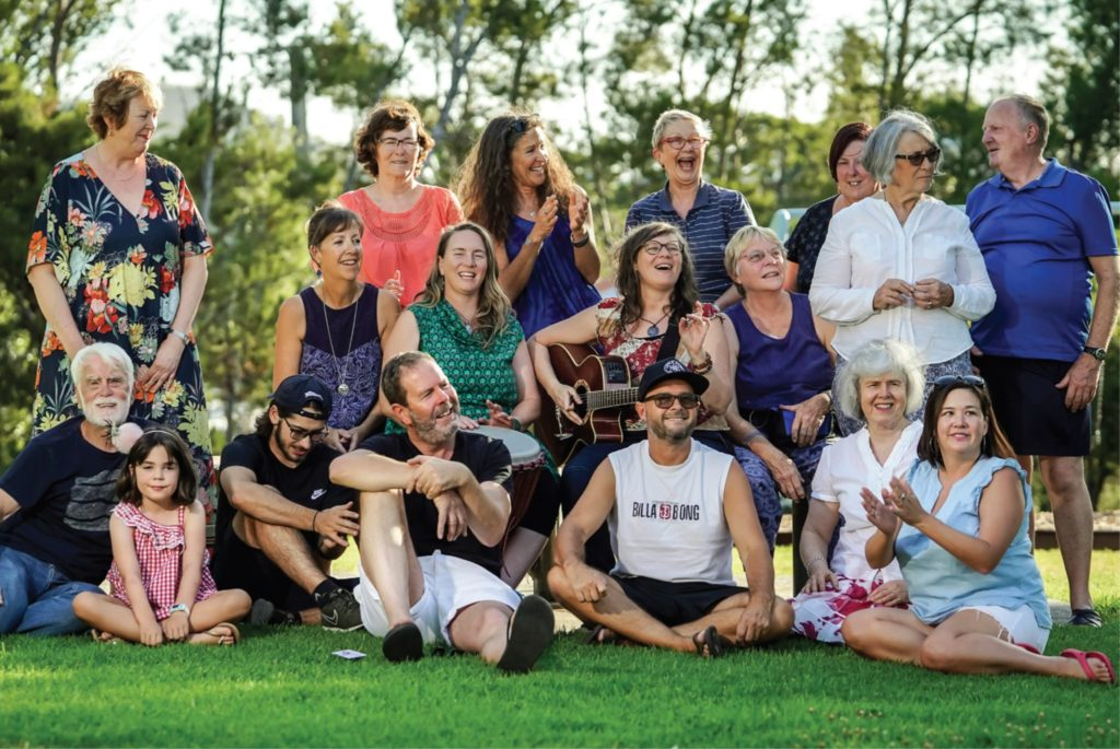 With One Voice – Choir Concert Sat Nov 23rd 2019 – Kingston Park SA