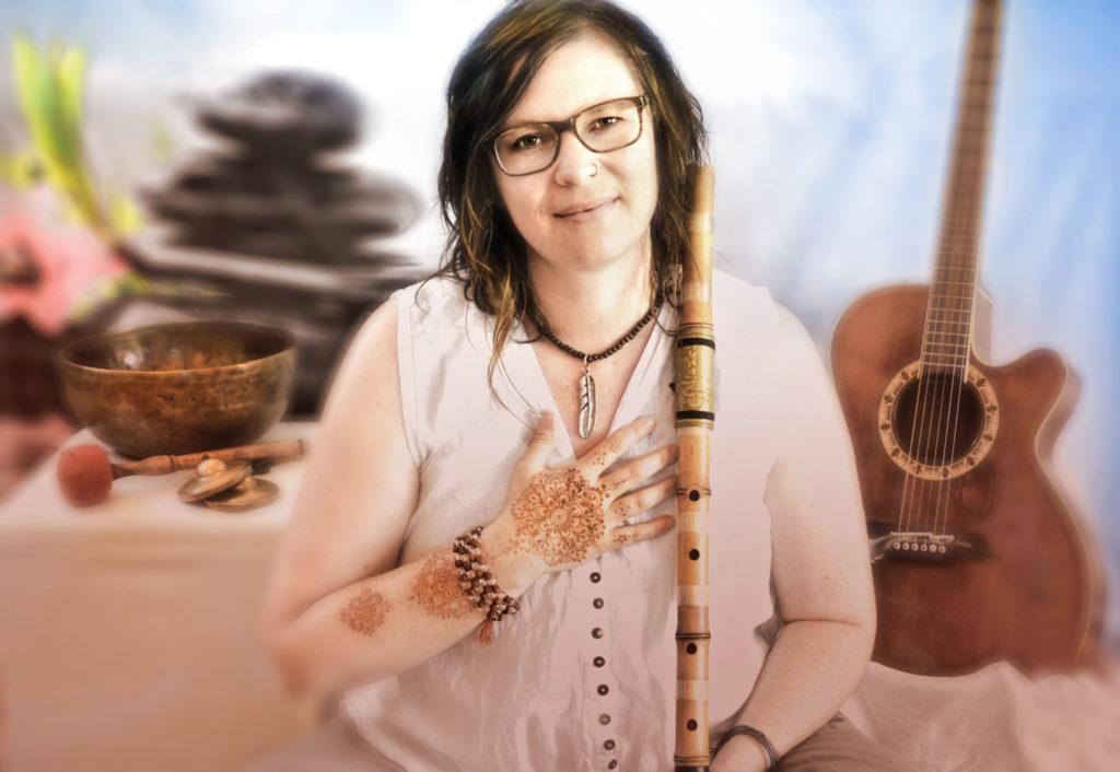 Heather Frahn Soundbath Meditation Sacred Music Sound Healing